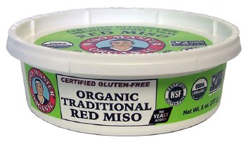 Traditional Red Miso 8oz