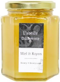 Acacia Honey & Honeycomb 12oz