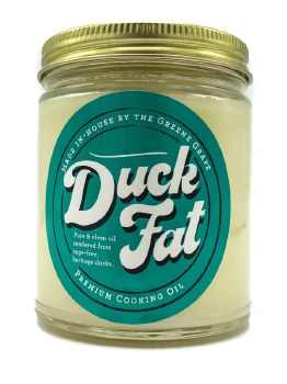 Rendered Duck Fat 9oz