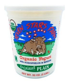 Lowfat Plain Yogurt 32oz