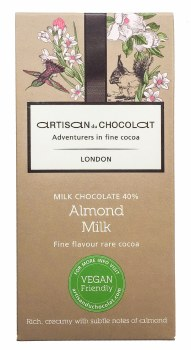 Almond Milk 40% Bar 45g