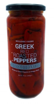 Roasted Red Peppers 16.4oz