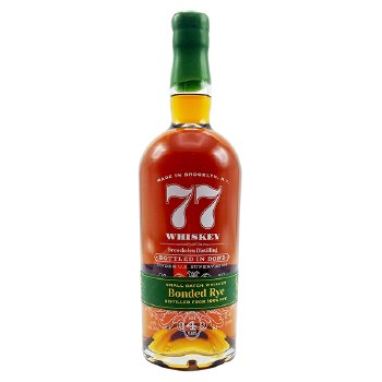 77 Bonded Rye Whiskey 750ml