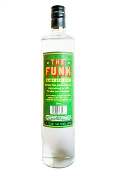 The Funk Unaged Heavy Pot Still Jamaican Rum