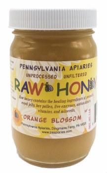 Orange Blossom Honey 16oz