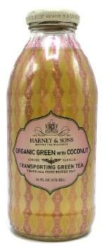 Green Tea w/ Coconut 16oz