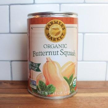 Butternut Squash Puree 15oz