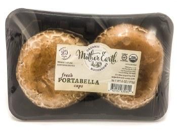 Portabella Caps - 6oz