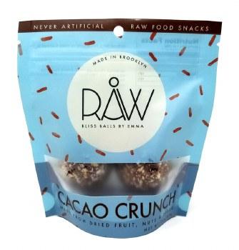 Cacao Crunch Balls 2oz