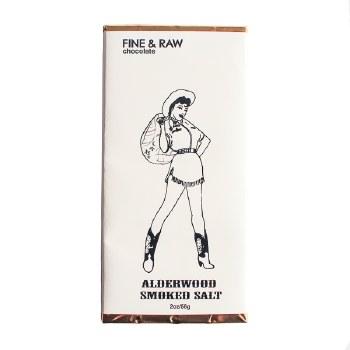 Alderwood Smoked Salt Bonnie Bar 2oz