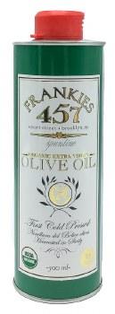 Organic Olive Oil Org 500ml
