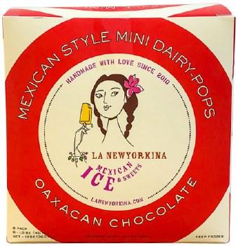 Oaxacan Chocolate Paletitas 8pc