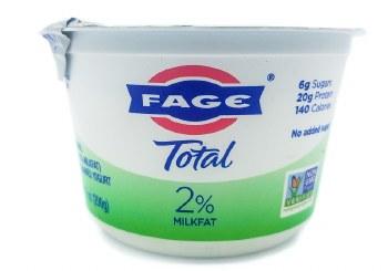 2% Greek Yogurt 7oz