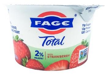 2% Greek Yogurt with Strawberry 5.3oz