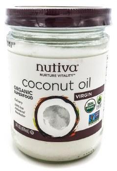 Organic Coconut Oil 15oz