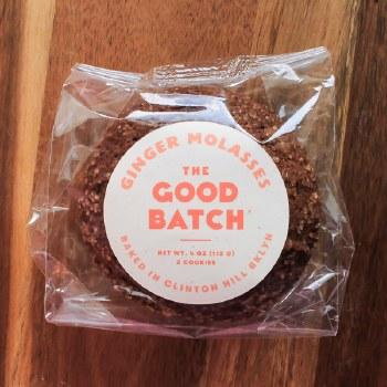 Ginger Molasses Cookies 2pk
