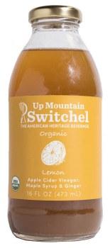 Lemon Ginger Switchel 16oz