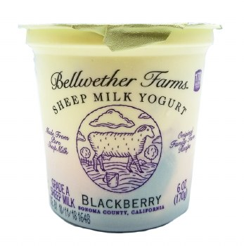 Blackberry Sheep Yogurt 6oz