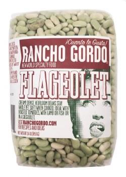 Flageolet Beans 16oz
