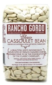 Cassoulet Beans 16oz