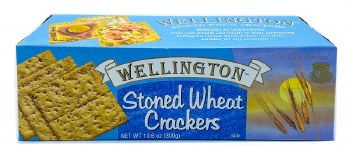 Stone Wheat Crackers 10.6oz
