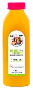 Orange Pineapple Juice 16oz