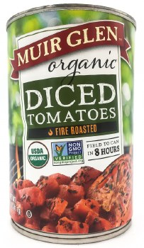 Roasted Diced Tomatoes 14.5oz