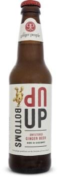 Unfiltered Ginger Beer 12oz