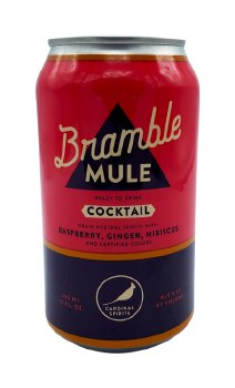 Bramble Mule Cocktail 355ml can