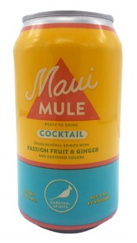 Maui Mule Cocktail 355ml can