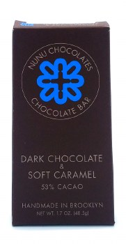 Dark Chocolate & Soft Caramel 1.7oz