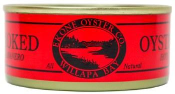 Habanero Smoked Oysters 3oz