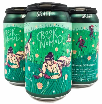Book of Nomad 12oz, 4pk
