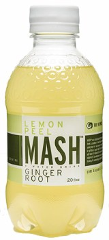 Lemon Peel Ginger Root Soda 20