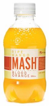 Mango Blood Orange Soda 20 oz.