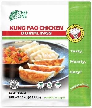 Kung Pao Chicken Dumplings 13oz