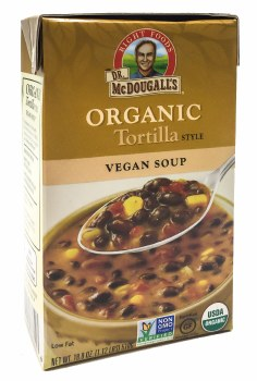 Vegan Tortilla Soup 18oz