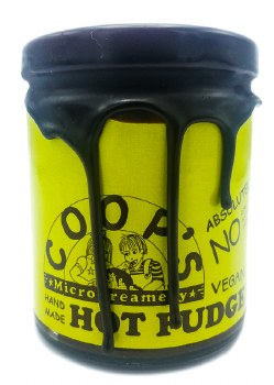 Vegan Chocolate Sauce 10oz