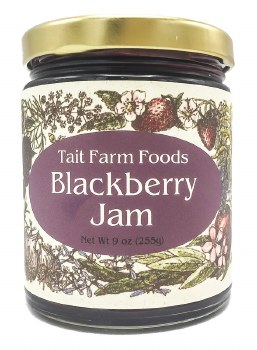 Blackberry Jam 9oz