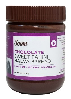 Chocolate Tahini 12oz