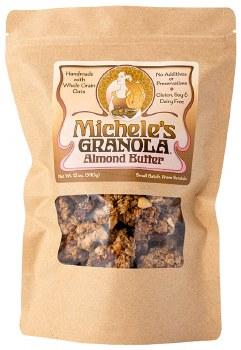 Almond Butter Granola 12oz