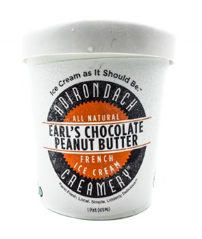 Earl's Chocolate Peanut Butter Pint