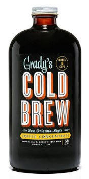 Cold Brew Coffee Concentrate 32oz