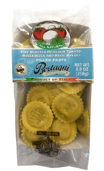 Tomato,Mozzerella, & Basil Ravioli 8.8oz