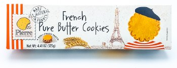 French Butter Cookies 4.41oz