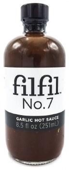 Garlic Hot Sauce No 6 8.5oz