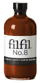 Sweet & Spicy Hot Sauce No 8