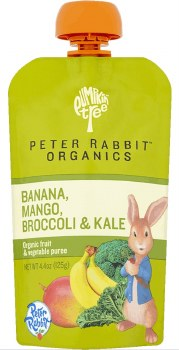 Kale, Broccoli, Mango 4.4oz
