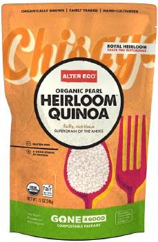 Heirloom Pearl Quinoa 12oz