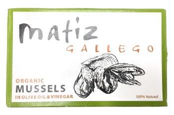 Gallego Mussels 3.9oz